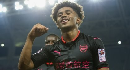 Reiss Nelson must take golden chance of becoming face of Arsenal's future – opinion