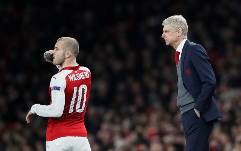 Wenger makes plea for Arsenal to retain signature of fan favourite