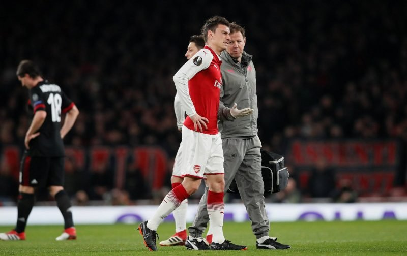 Captain fantastic: Why Koscielny still has a future in shambolic Arsenal defence – opinion