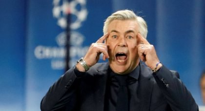 Ancelotti can be snapped up for free