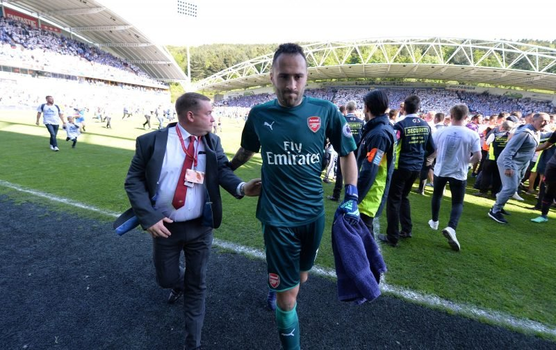 Giants of world football express interest in Arsenal's experienced veteran
