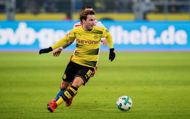 Arsenal among five clubs reportedly keen on Dortmund attacker