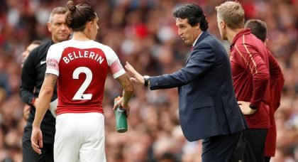 Arsenal defender explains where side have improved under Emery