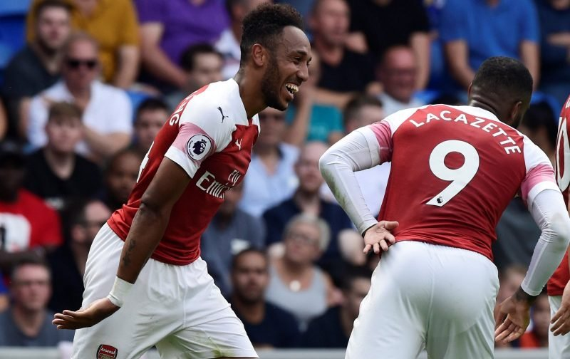 'Where is the Ozil button?' – Some Arsenal fans get creative in Aubameyang transfer poll