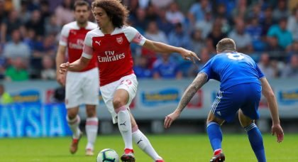 Young Gunners' midfielder should have been handed the captaincy – opinion