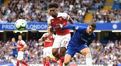 Arsenal forward hints at possible exit should Zaha join