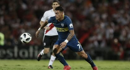 Arsenal begin £40m talks with Boca over Argentine starlet
