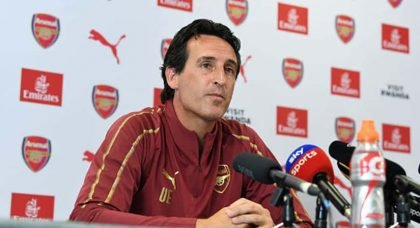 Nicholas claims fans will dictate Emery exit