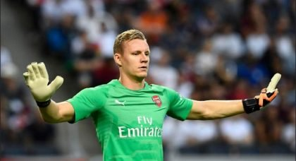 Emery's saviour: Keeper Leno holds Arsenal's destiny in his own hands – opinion