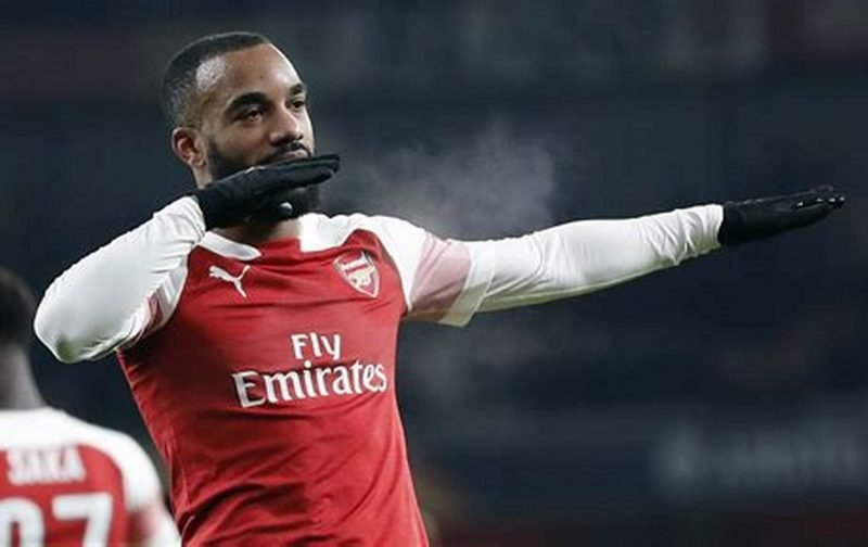 Arsenal readying new deal for striker to end Barca interest