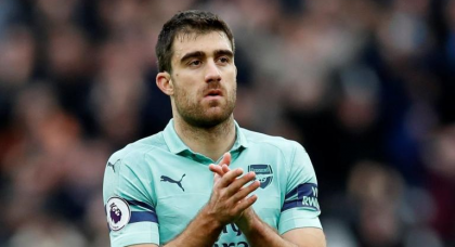 'Loan him to Norwich' – Some Arsenal fans send bizarre birthday wishes to Sokratis