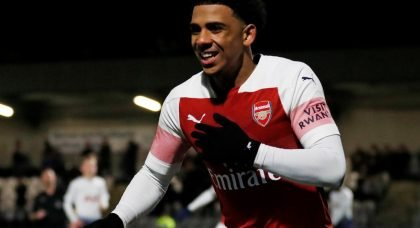 """Gnabry 2.0"" – Many Arsenal fans unhappy at ""big loss"" amid exit rumours"