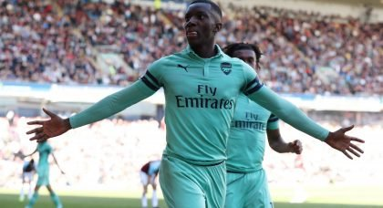 """""""Reminds me of Ian Wright"""" – Rising star's MOTM display draws comparisons to an Arsenal club icon"""