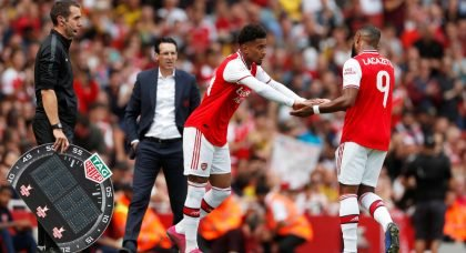 """""""Sell Iwobi"""" – Lots of Arsenal fans drool over 19y/o labelled """"like a new signing"""" after Lyon loss"""