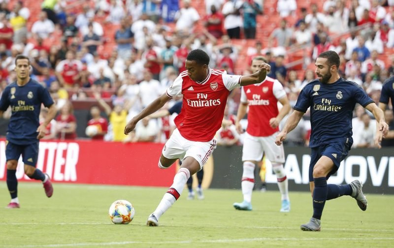 """""""Looks like Vieira"""" – Lots of Arsenal fans drool over """"top talent"""" as he shines yet again"""