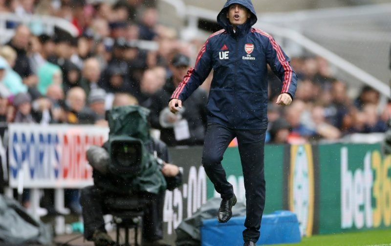 """Klopp-ish"", ""My boss"" – Lots of Arsenal fans love the ""amazing"" reaction of Unai Emery v Newcastle"