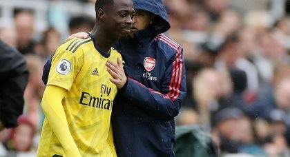 """""""Start him or we riot"""", """"He is more than ready"""" – Many Arsenal fans demand 6ft star vs Burnley"""