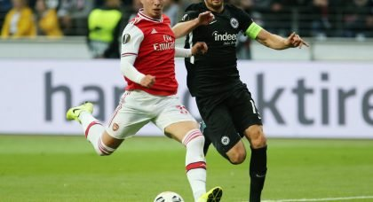 """""""Lots of potential"""" – Arsenal youngster's Bundesliga experience has helped him develop"""
