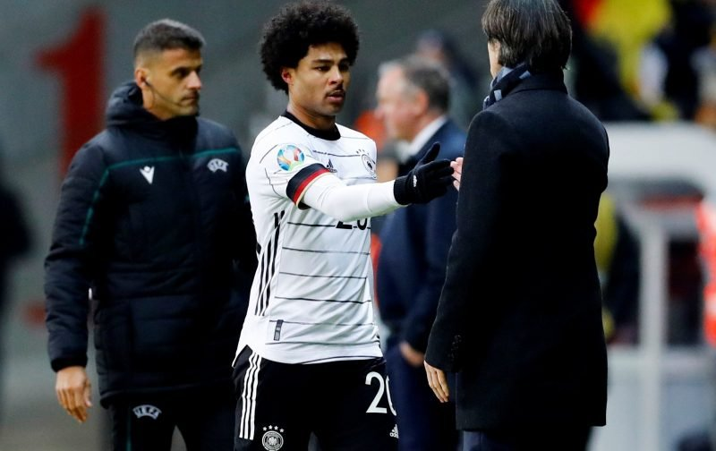 O'Neill questions how Arsenal didn't get best out of Gnabry