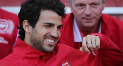 Arsenal: Fans join Cesc Fabregas in claiming radio presenters 'doesn't understand the sport'