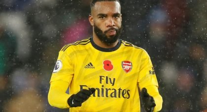 Arsenal board worried Aubameyang and Lacazette may leave