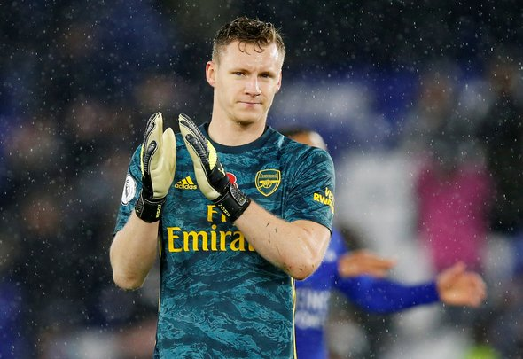 Arsenal fans rave about Leno display v Norwich