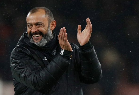 Wolves could demand huge compensation for Nuno