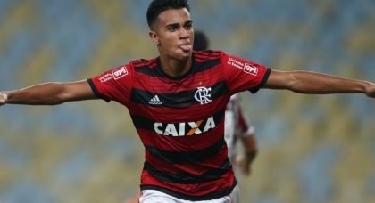 Arsenal reportedly targeting move for Flamengo wonderkid