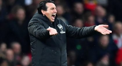 Emery wanted Zaha instead of Pepe