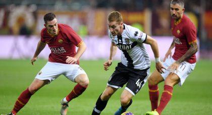 Arsenal keeping tabs on Kulusevski