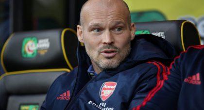 Cole backs Ljungberg for Arsenal job