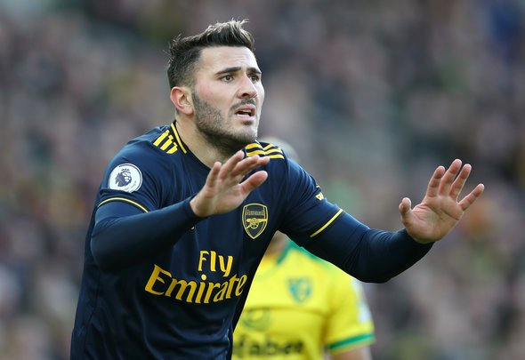 Morrison can't understand Ljungberg picking Kolasinac over Tierney v Norwich